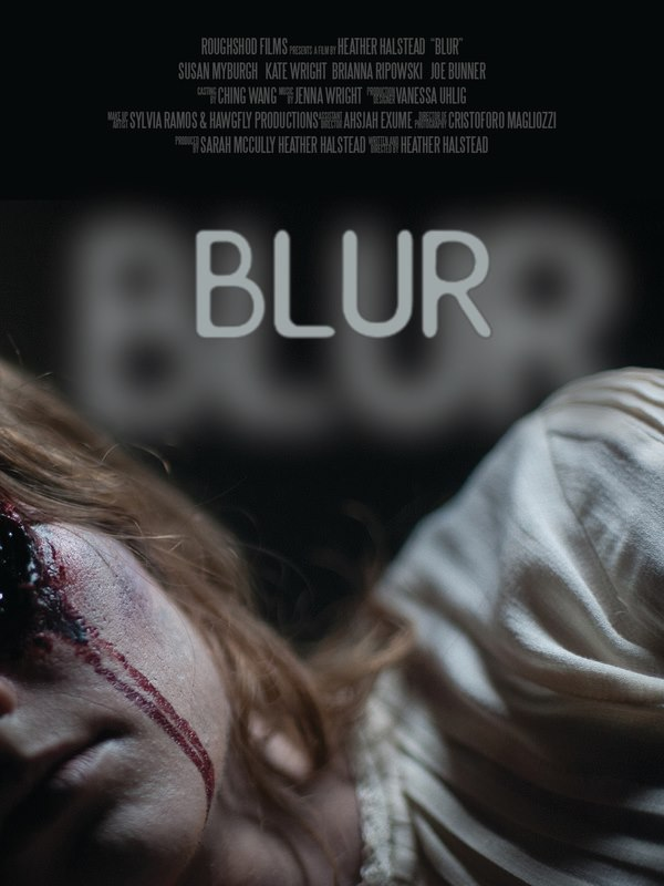 movie poster - Blur