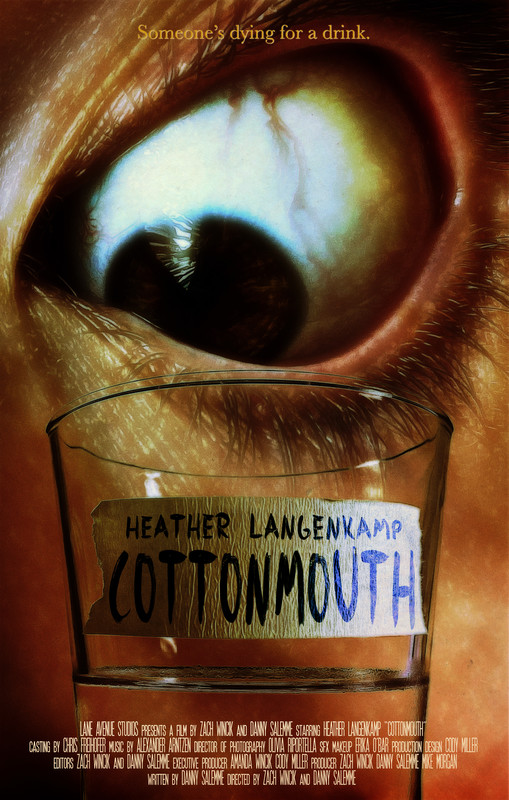 kvhff movie poster - Cottonmouth