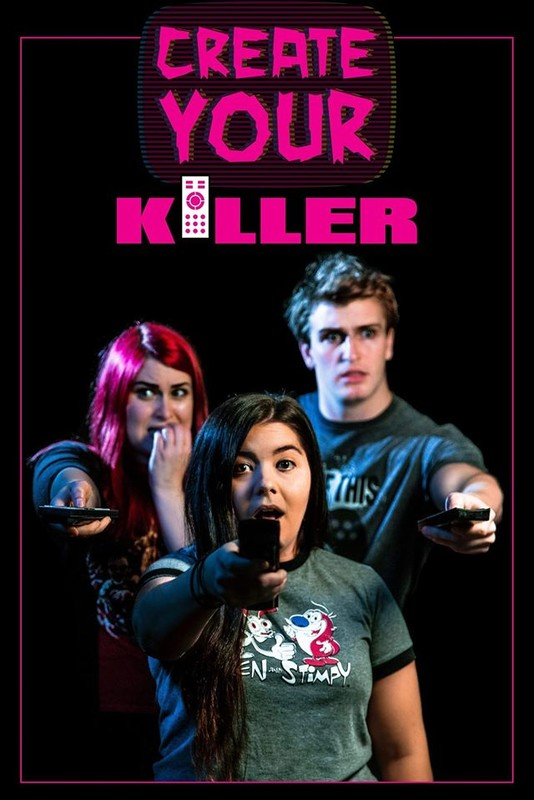 movie poster - Create Your Killer