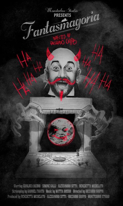 movie poster - Fantasmagoria