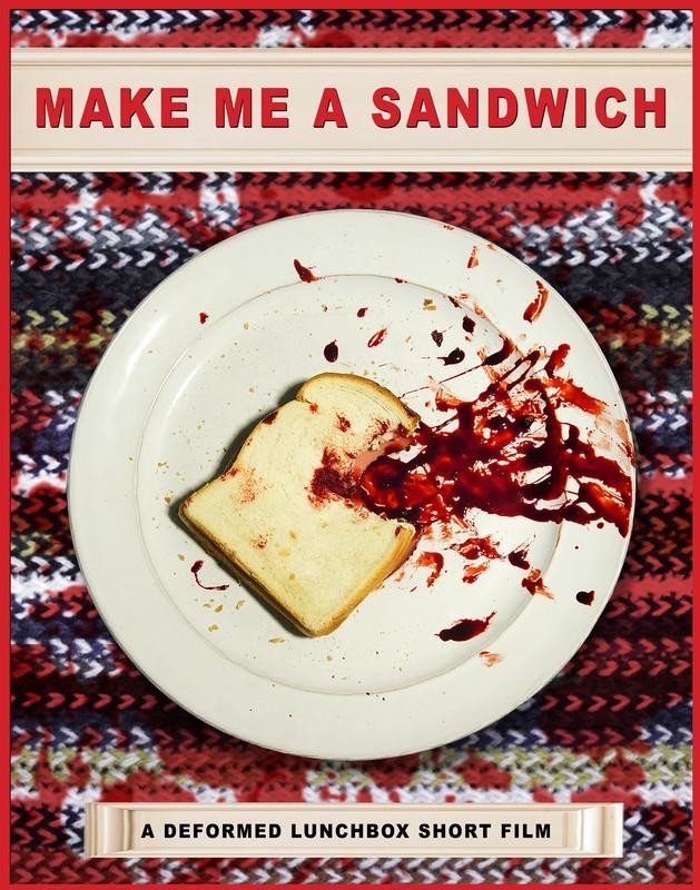movie poster - Make Me a Sandwich