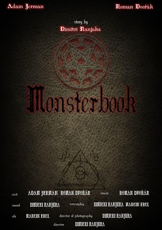 movie poster - Monsterbook