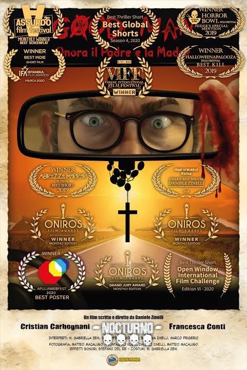 movie poster - Nocturno (Good Man)