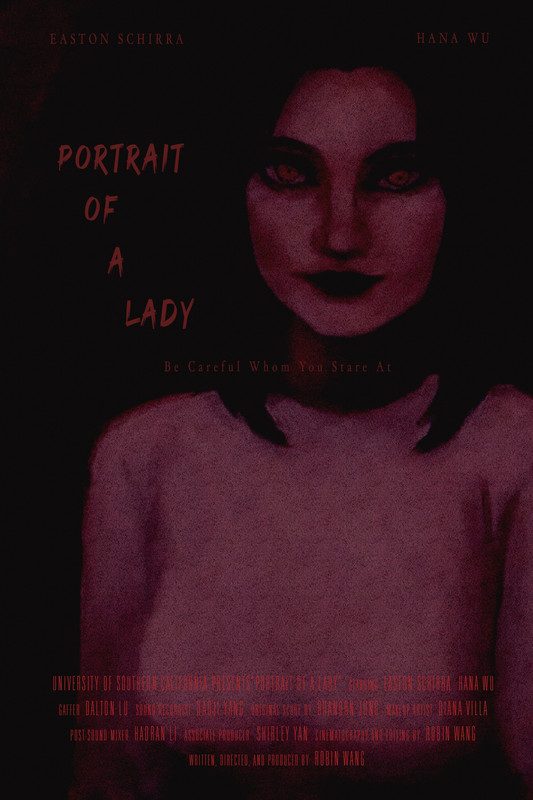 movie poster - Portrait of the Lady