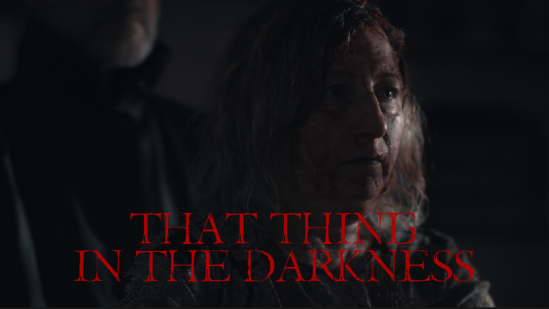 movie poster - That Thing in the Darkness