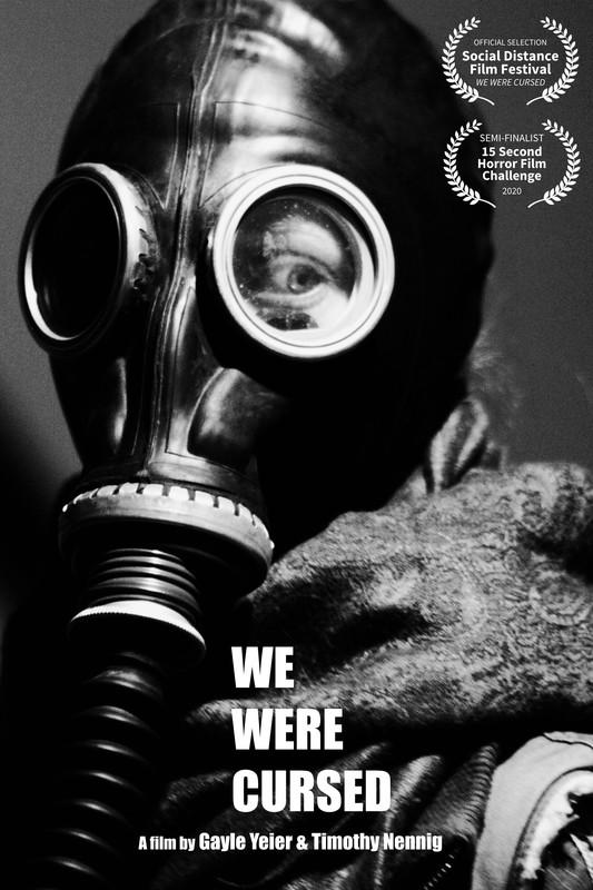 movie poster - We Were Cursed