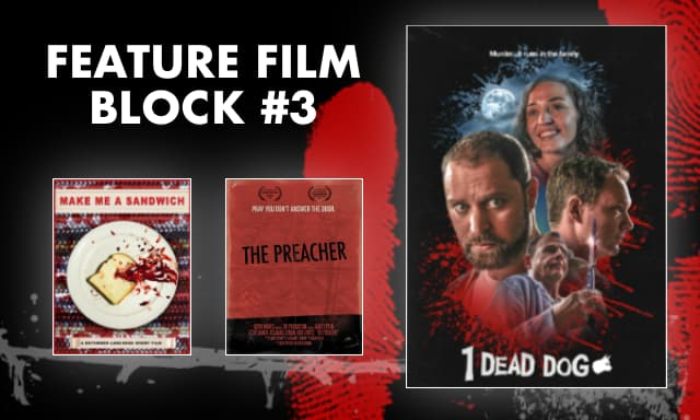 FEAUTURE FILM BLOCK - 2020 Killer Valley Horror Film Festival