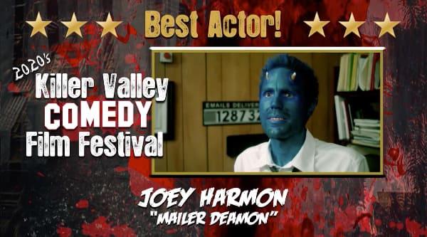 2020 Comedy Fest Awards Best Actor