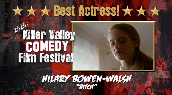 2020 Comedy Fest Awards Best Actress